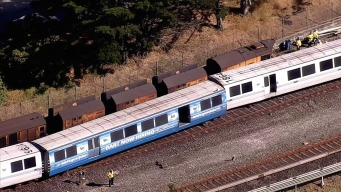 Two-Car Derailment in Daly City Causes Major BART Delays