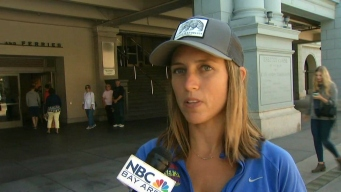 RAW: Witness Recalls Attempted Kidnapping at San Francisco Ferry Building