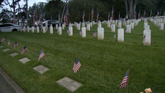 San Francisco Honors Military Members at Presidio