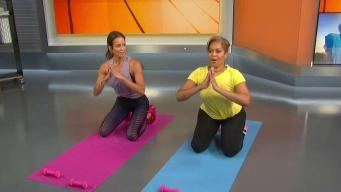 5-Minute Booty Challenge for Busy Women With Brooke Burke