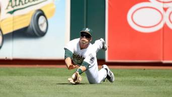 A's Rookie Starter Sparkles in MLB Debut, Defeats Angels