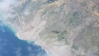 State Plans to Build Road Over Landslide Near Big Sur