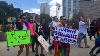 SJ Equality March Celebrates Pride Month, Fights for Unity