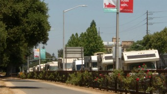 Palo Alto Cracks Down on Homeless People Living in RVs