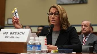 Mylan CEO Defends EpiPen Cost to Angry Lawmakers