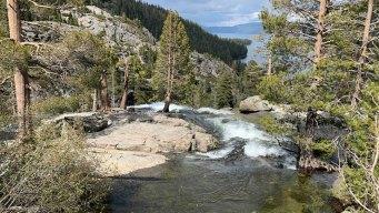 Woman Dies While Taking Photos at North Lake Tahoe Waterfall