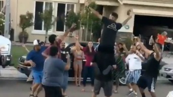 Viral Video: Street Party Unites Punjabi, Mexican Neighbors