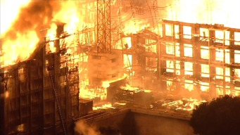 Cause of Oakland Construction Site Fire Undetermined