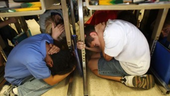 Earthquakes Threaten CA Schools
