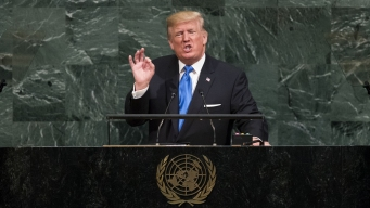 Trump at UN: N. Korea's 'Rocket Man' on a 'Suicide Mission'