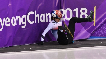 Host Nation Stunned on Pyeongchang's Last Day of Short Track