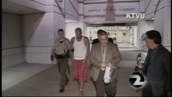 Raw Video: Antolin Garcia Torres in Custody