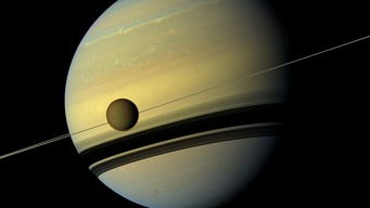 NASA's Saturn Probe Comes to a Fiery End After 20-Year Trip