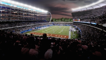 NFL Owners Huddle for Update on LA Stadiums