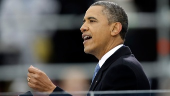 President Barack Obama's Inaugural Address: Transcript