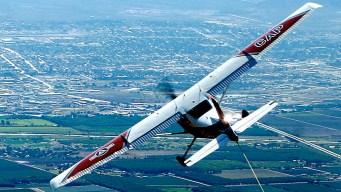 Small Plane Wreckage, Body of Pilot Found in Sierra Nevada