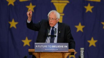 Sanders Vows to Keep Pursuing Nomination