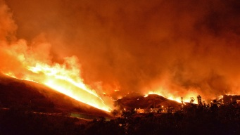 Local Emergency Declared in Sherpa Fire