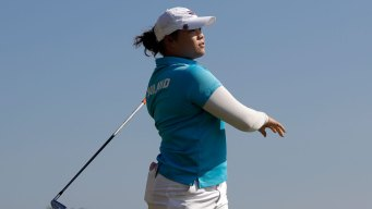 Watch Women's Golf Round 2