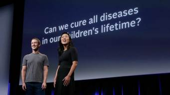 Zuckerbergs Have a New Charitable Goal: End All Disease