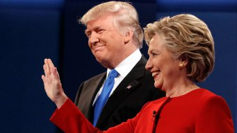 In Debate, Clinton Was Prepared, Trump Was Trump