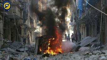 Battle for Aleppo: Syrian Troops Advance on City Center