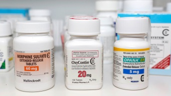 Painkiller Maker Stops Sales at FDA Request Because of Abuse