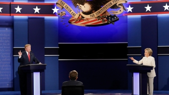 At Contentious Final Debate, Trump Throws Results of the Election Into Doubt