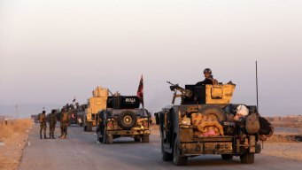 Iraq Forces Shell ISIS Near Mosul; Group Urges Airstrike Probe
