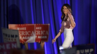 Melania May Have Modeled in US Prior to Getting Work Visa