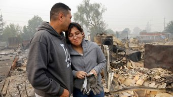 North Bay Fires Reduce Mexican Immigrant's Dreams to Ashes