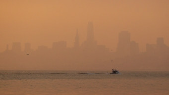 Smoke Advisory, Spare the Air Alert Issued for Bay Area