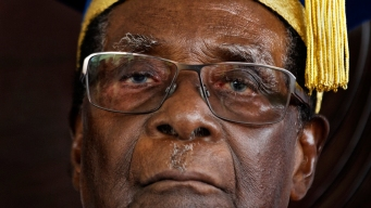 Zimbabwe Ruling Party Fires Mugabe as Chief; Now Impeachment
