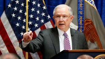 Jeff Sessions to Make 'Major' Sanctuary' Announcement