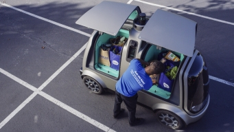 Market Testing: Kroger Trying Driverless Grocery Deliveries