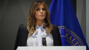 Melania Trump: Social Media Can Be 'Distracting and Harmful'