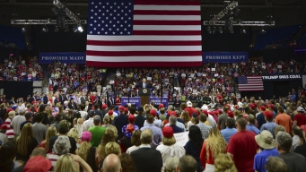 Mad About Trump: A Country Divided and Trump in the Middle