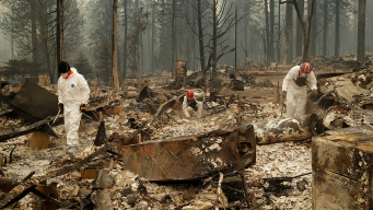 Death Toll Climbs to 56 in Camp Fire: Sheriff's Office