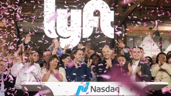Investors Hail Lyft Shares in IPO, See Profits Down the Road