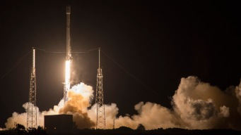 SpaceX Successfully Lands Falcon 9 Rocket at Sea