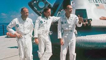 Historian Describes Apollo 11 Astronauts