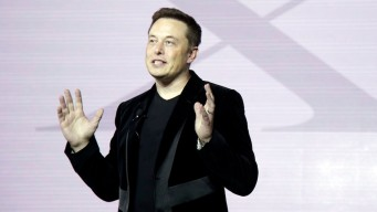 Tesla's Musk Unveils 'Master Plan': Trucks, Buses, Small SUV