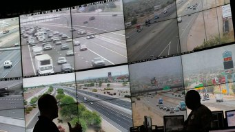 Mayors Seek State Funding for Freeway Cameras