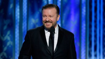 Host Gervais Says He Will Not Hold Back at Globes