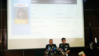 Malaysia Searching for 4 More N. Korean Suspects