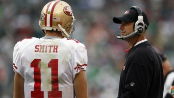 Alex Smith 'shocked' by 49ers Coaching Changes