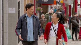 Ali Wong, Randall Park Nahnatchka Khan Talk About their latest Netflix Film