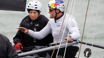 America's Cup Champion Oracle Docked 2 Points