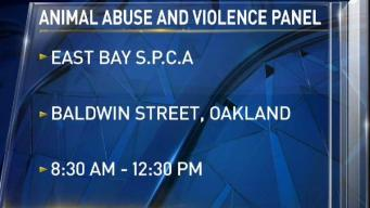 Animal Abuse and Violence Panel in Oakland