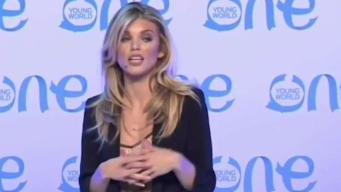AnnaLynne McCord Talks About the 'Love Storm Tour'